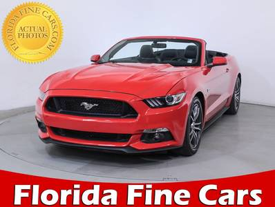 Used FORD MUSTANG 2017 HOLLYWOOD GT PREMIUM