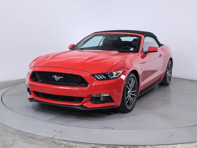 Used FORD MUSTANG 2017 MARGATE GT PREMIUM