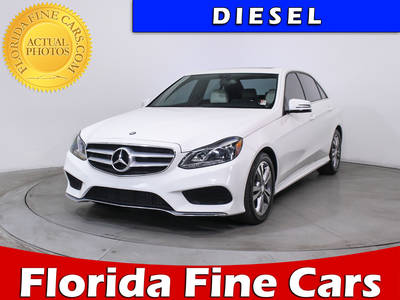 Used MERCEDES-BENZ E-CLASS 2014 HOLLYWOOD E250 BLUETEC