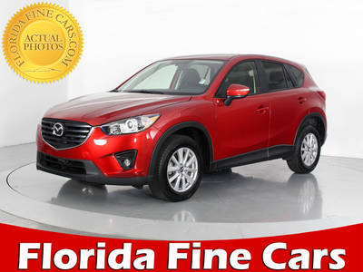 Used MAZDA CX-5 2016 WEST PALM TOURING