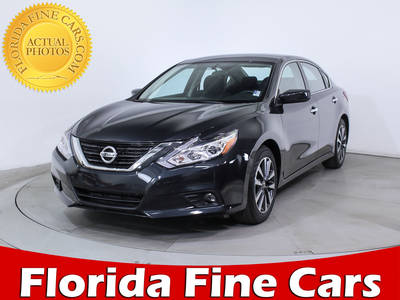 Used NISSAN ALTIMA 2017 HOLLYWOOD Sv