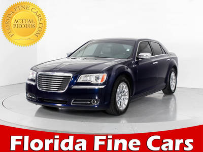 Used CHRYSLER 300C 2014 WEST PALM