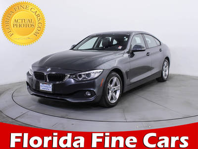 Used BMW 4-SERIES 2015 WEST PALM 428I XDRIVE GRAN COUPE