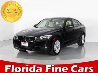 Used BMW 3-SERIES 2015 WEST PALM 328I XDRIVE GRAN TURISMO