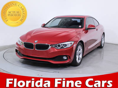 Used BMW 4-SERIES 2014 MIAMI 428I