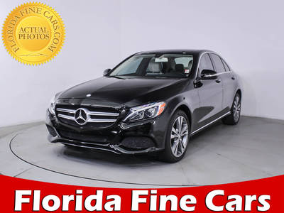 Used MERCEDES-BENZ C-CLASS 2015 HOLLYWOOD C300 Sport 4matic