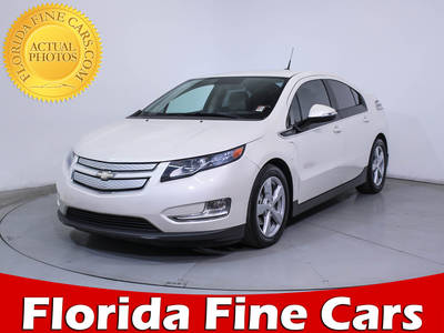 Used CHEVROLET VOLT 2014 WEST PALM