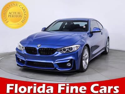 Used BMW 4-SERIES 2016 MIAMI 428i M Sport
