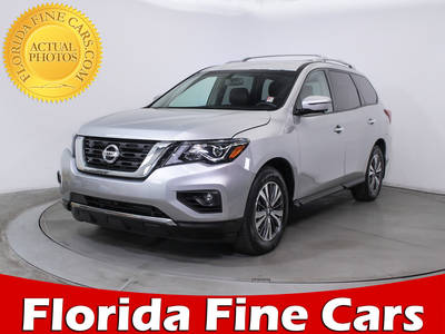 Used NISSAN PATHFINDER 2017 WEST PALM Sl