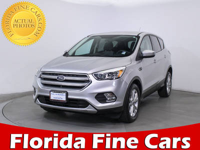 Used FORD ESCAPE 2017 HOLLYWOOD Ecoboost Se