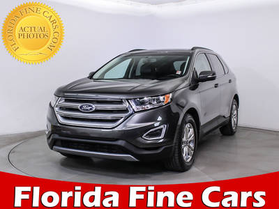Used FORD EDGE 2015 HOLLYWOOD SEL