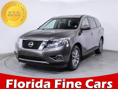 Used NISSAN PATHFINDER 2014 HOLLYWOOD S