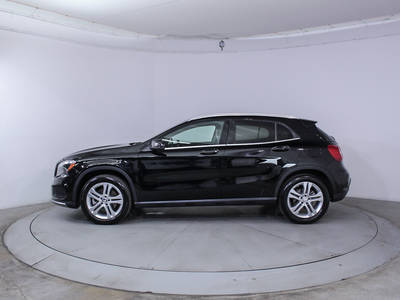 Used MERCEDES-BENZ GLA-CLASS 2016 HOLLYWOOD GLA250 4MATIC
