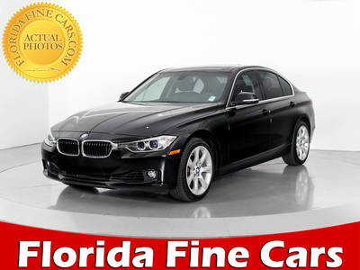 Used BMW 3-SERIES 2014 WEST PALM ACTIVEHYBRID 3