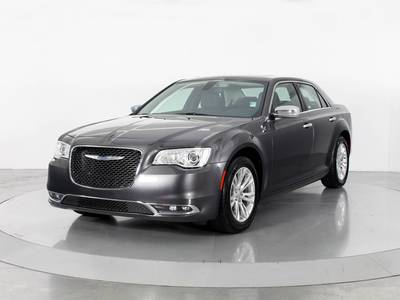 Used CHRYSLER 300 2017 WEST PALM C