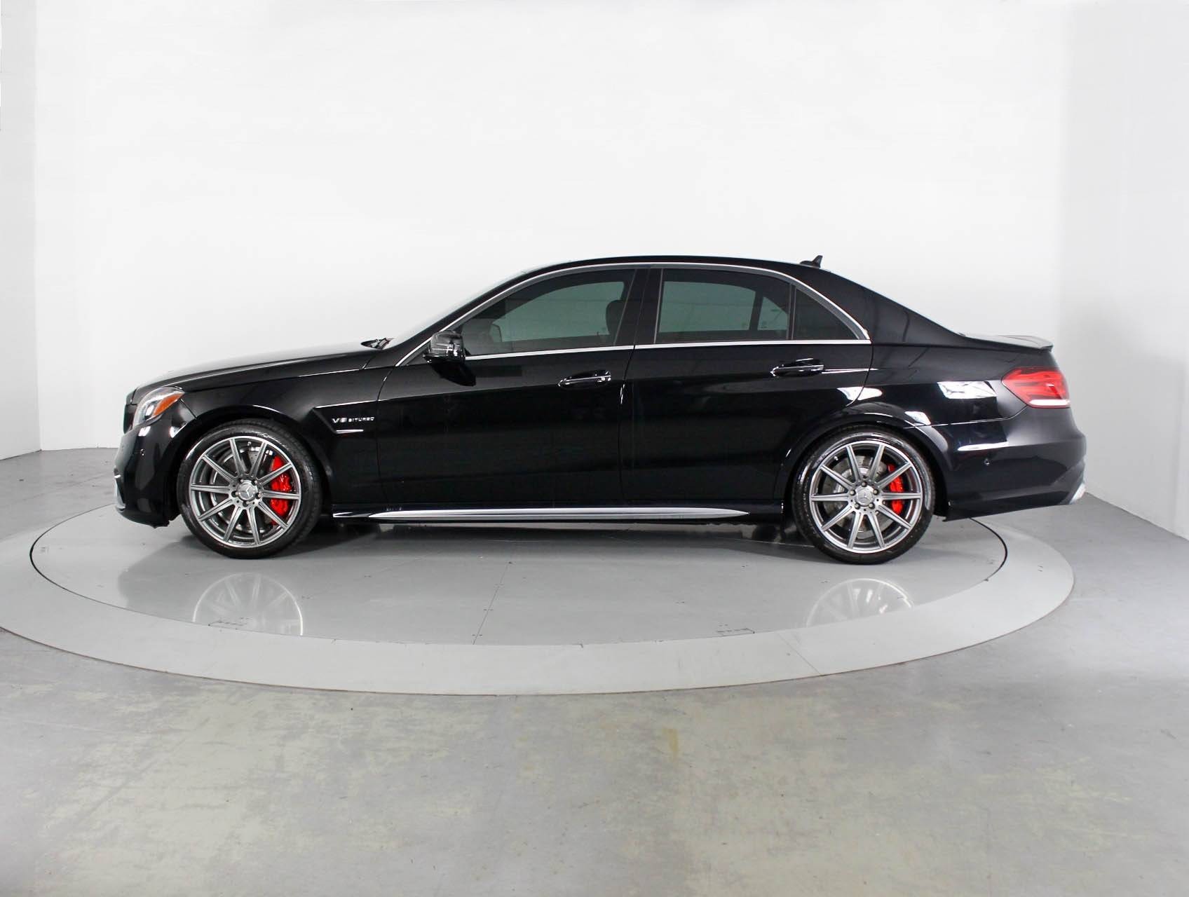 Used 2016 Mercedes Benz E Cl E63 Amg S 4matic Sedan For In West Palm Fl 87691 Florida Fine Cars