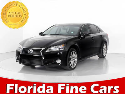 Used LEXUS GS-350 2015 MARGATE