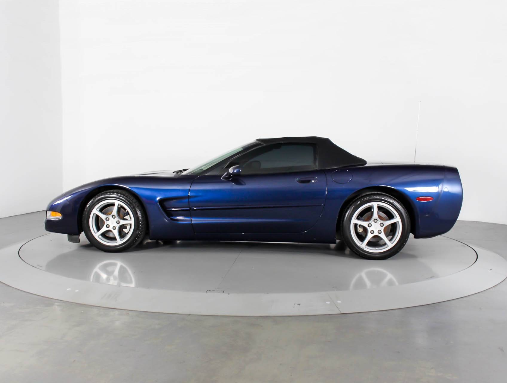 Used 2000 Chevrolet Corvette Convertible Convertible For