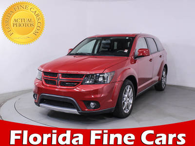 Used DODGE JOURNEY 2016 MARGATE Rt