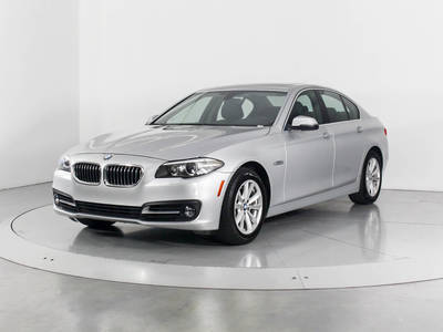 Used BMW 5-SERIES 2016 WEST PALM 528I