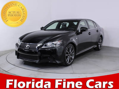 Used LEXUS GS-350 2013 HOLLYWOOD F Sport