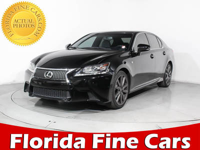 Used LEXUS GS-350 2015 MIAMI F Sport