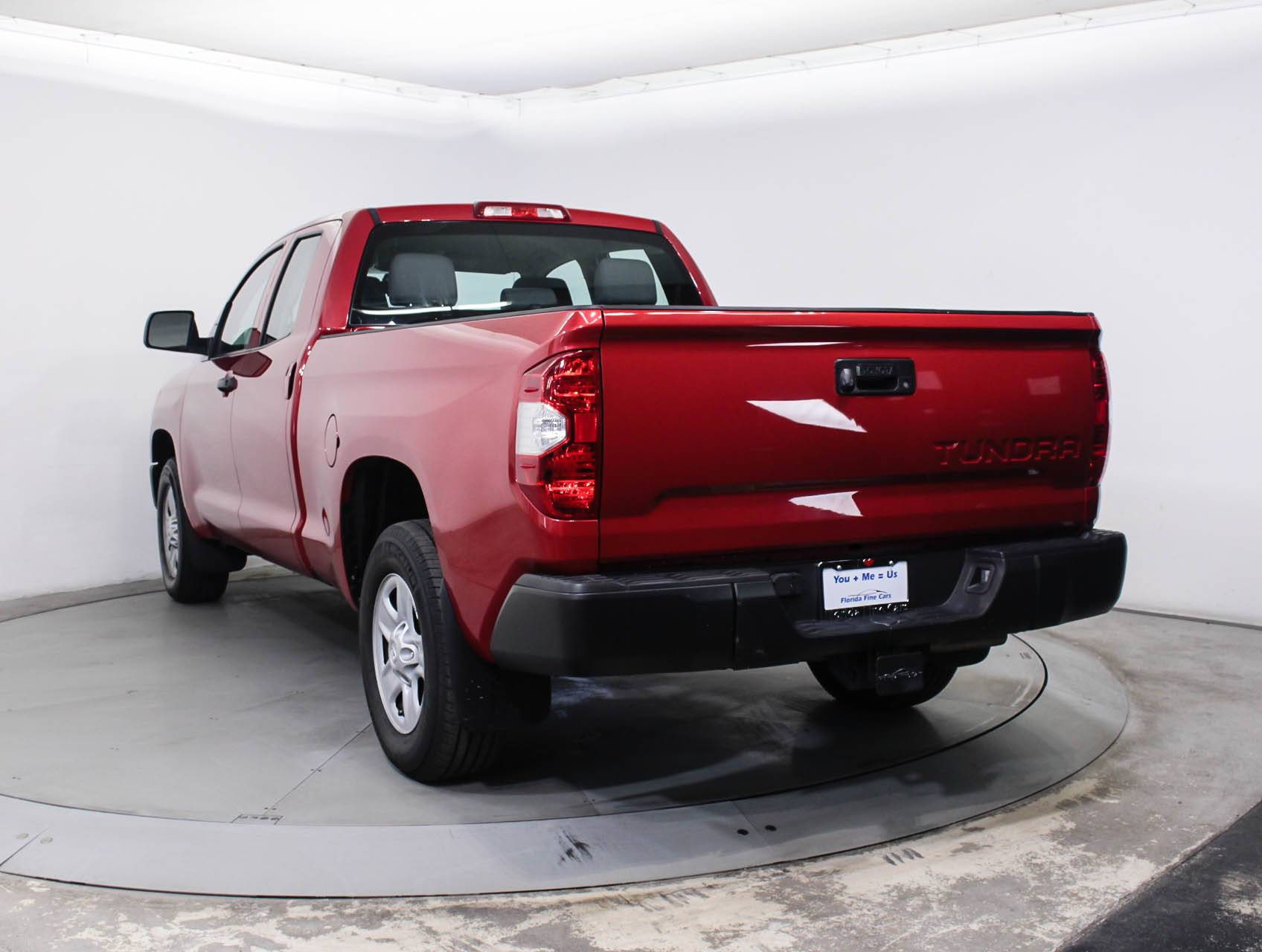 used 2017 toyota tundra sr truck for sale in miami fl 87763 florida fine cars. Black Bedroom Furniture Sets. Home Design Ideas