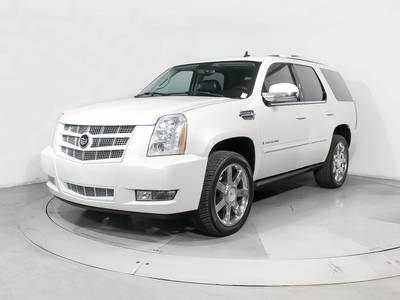 Used CADILLAC ESCALADE 2007 MIAMI
