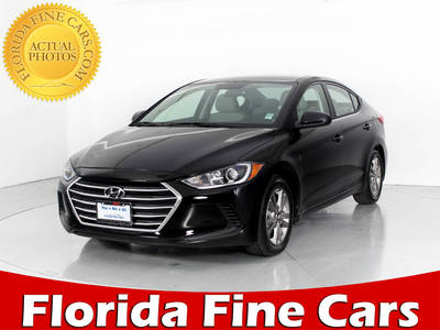 Used HYUNDAI ELANTRA 2018 WEST PALM L