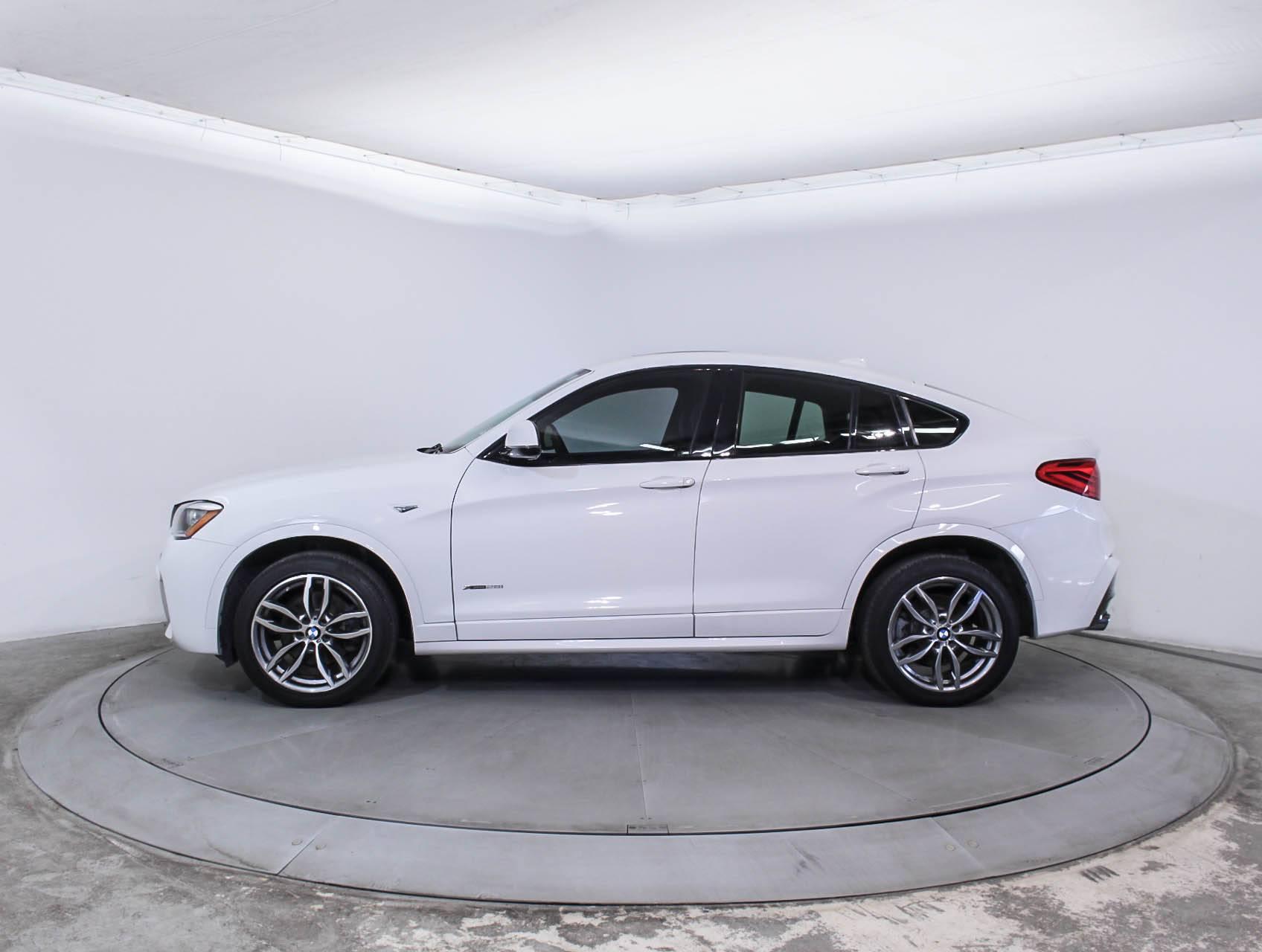 Used 2016 BMW X4 XDRIVE28I SUV for sale in MIAMI FL