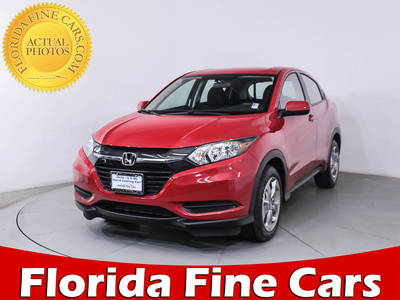 Used HONDA HR-V 2017 HOLLYWOOD LX