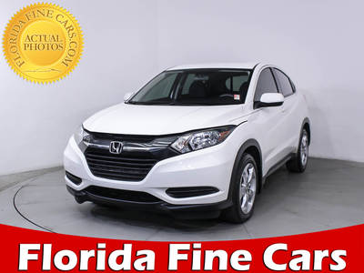 Used HONDA HR-V 2016 MIAMI LX