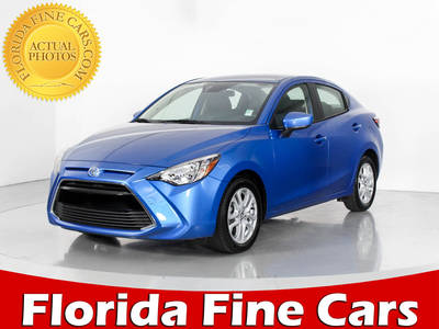Used TOYOTA YARIS-IA 2017 MIAMI