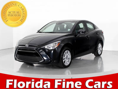 Used TOYOTA YARIS-IA 2017 WEST PALM