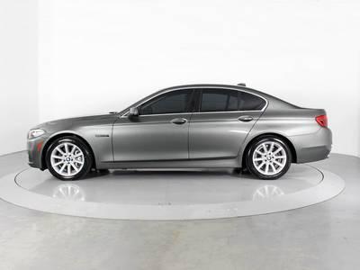 Used BMW 5-SERIES 2015 WEST PALM 535I