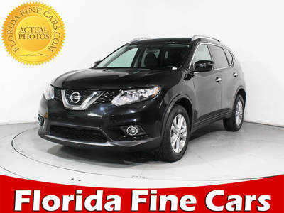 Used NISSAN ROGUE 2016 MARGATE Sv