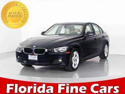 Used BMW 3-SERIES 2014 WEST PALM 328I XDRIVE