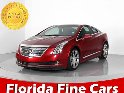 Used CADILLAC ELR 2014 WEST PALM