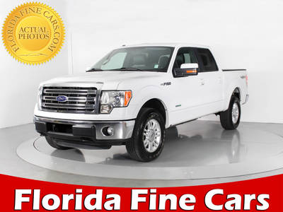 Used FORD F-150 2014 WEST PALM Lariat 4x4