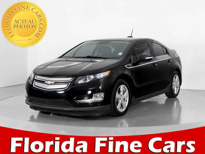 Used CHEVROLET VOLT 2015 WEST PALM PREMIUM