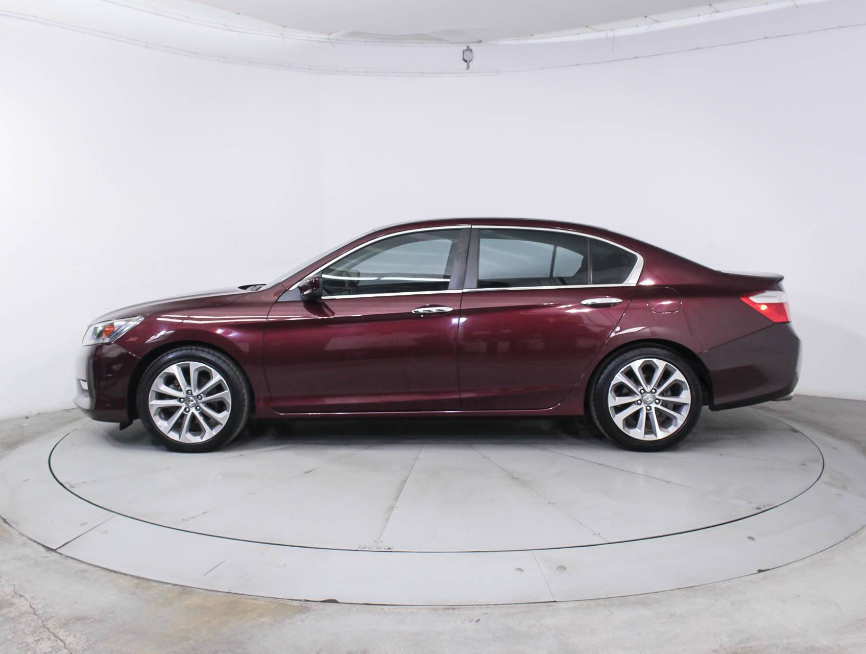 2013 Honda Accord Sport For Sale >> Used 2013 Honda Accord Sport Sedan For Sale In Miami Fl 88076