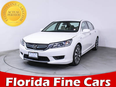 Used HONDA ACCORD-HYBRID 2014 MARGATE Hybrid