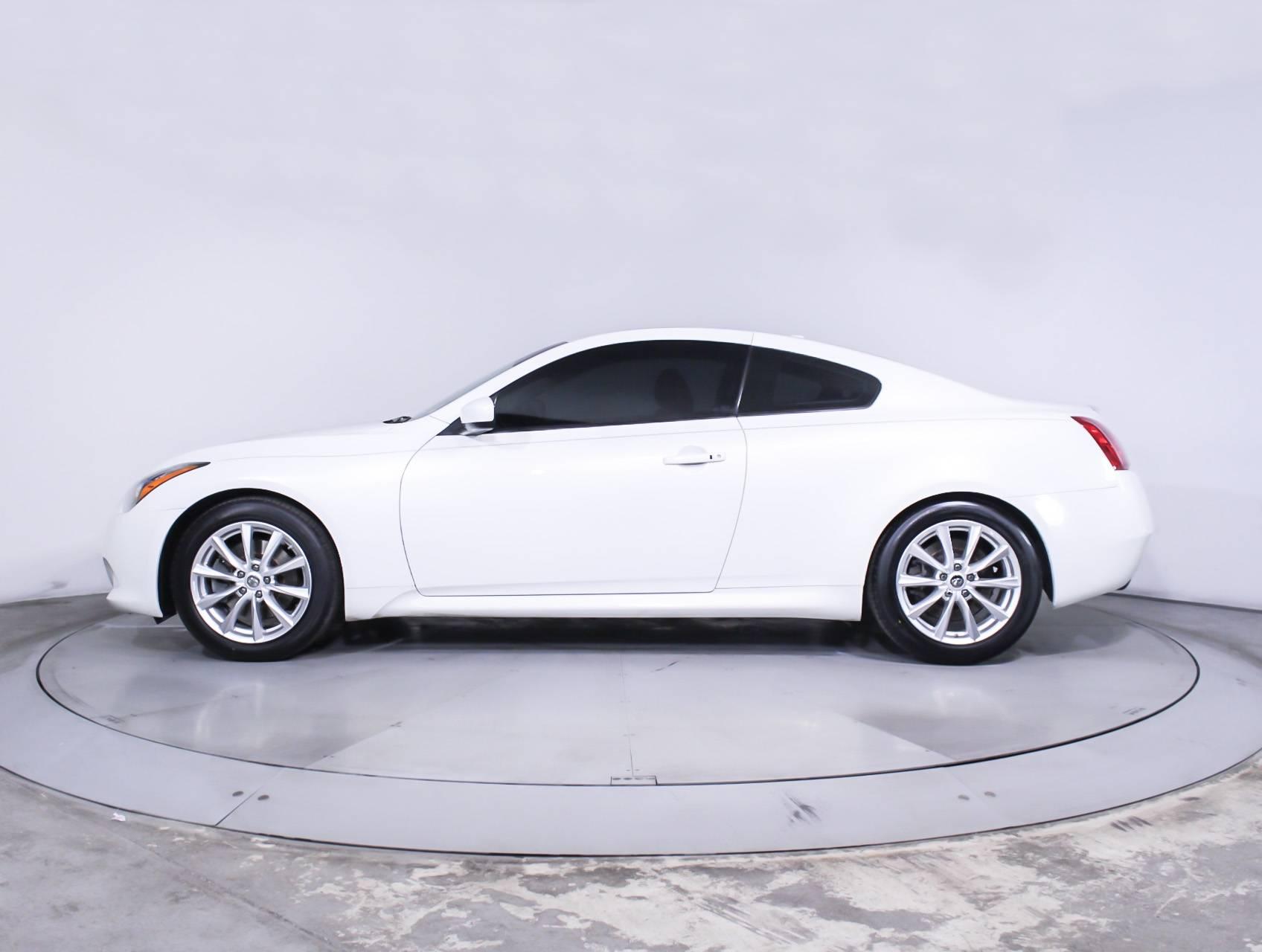 Used 2011 INFINITI G37 Coupe for sale in MIAMI, FL | 88111 | Florida Fine Cars