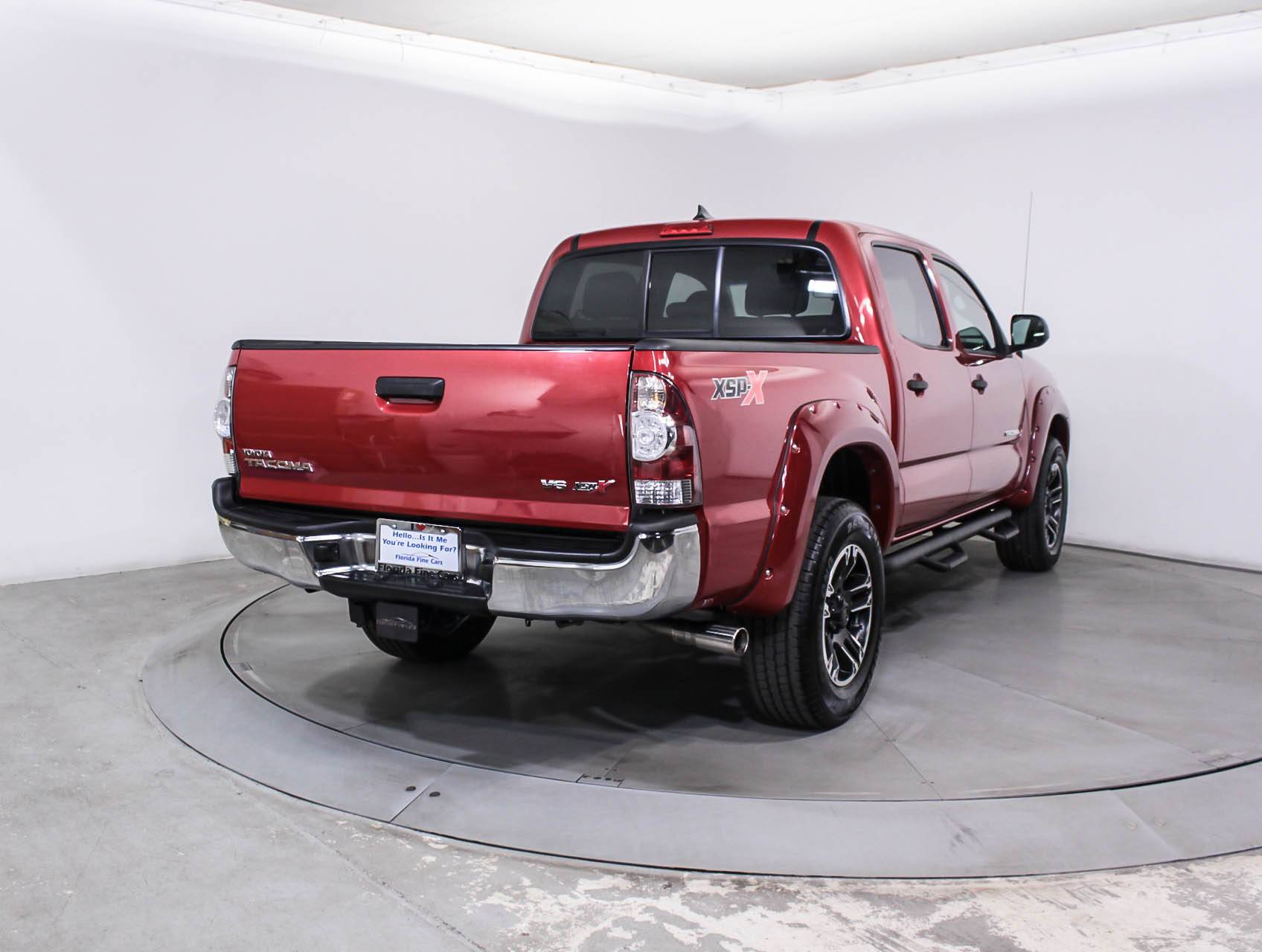 used 2015 toyota tacoma xsp x truck for sale in miami fl 88128 florida fine cars. Black Bedroom Furniture Sets. Home Design Ideas