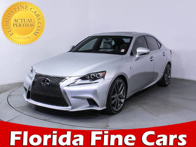 Used LEXUS IS-250 2014 MARGATE F Sport