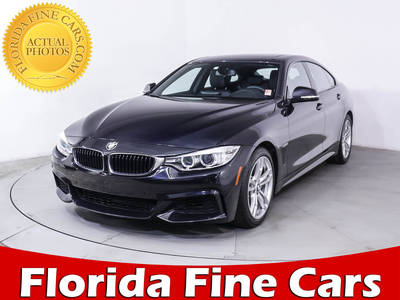 Used BMW 4-SERIES 2015 MIAMI 435i Gran Coupe Msp