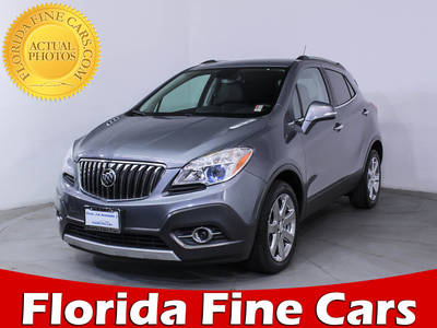 Used BUICK ENCORE 2014 MIAMI CONVENIENCE