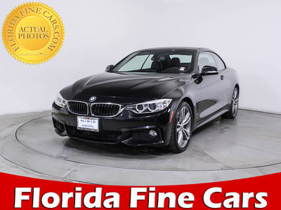 Used BMW 4-SERIES 2015 MARGATE 435i M Sport