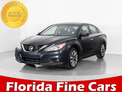 Used NISSAN ALTIMA 2017 MIAMI SV