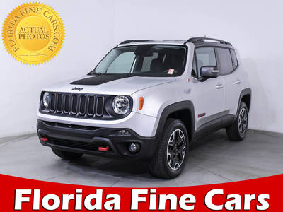 Used JEEP RENEGADE 2017 MARGATE TRAILHAWK